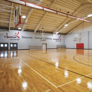 The Hempfield Recreation Center is just a short drive from the community.